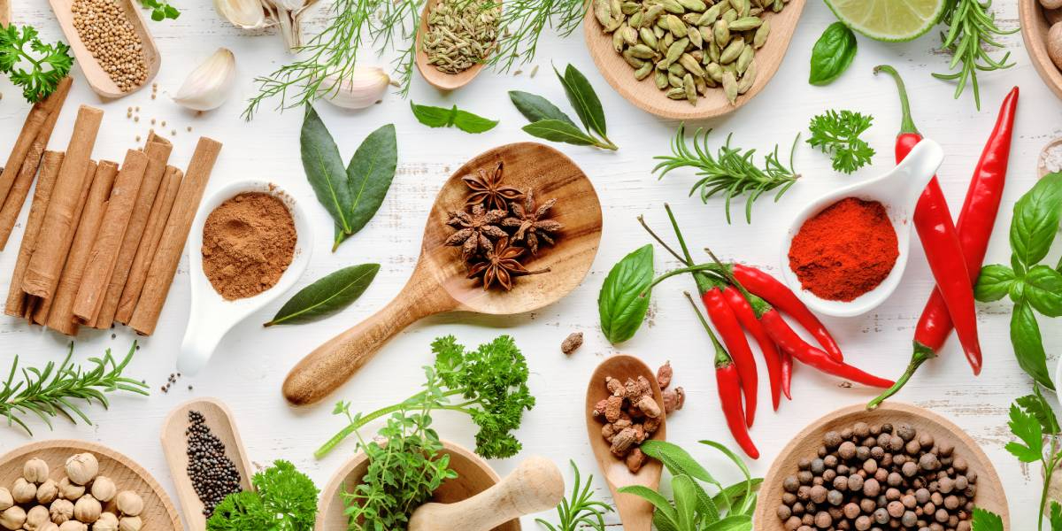 Alimentos termogénicos: aliados na perda de peso