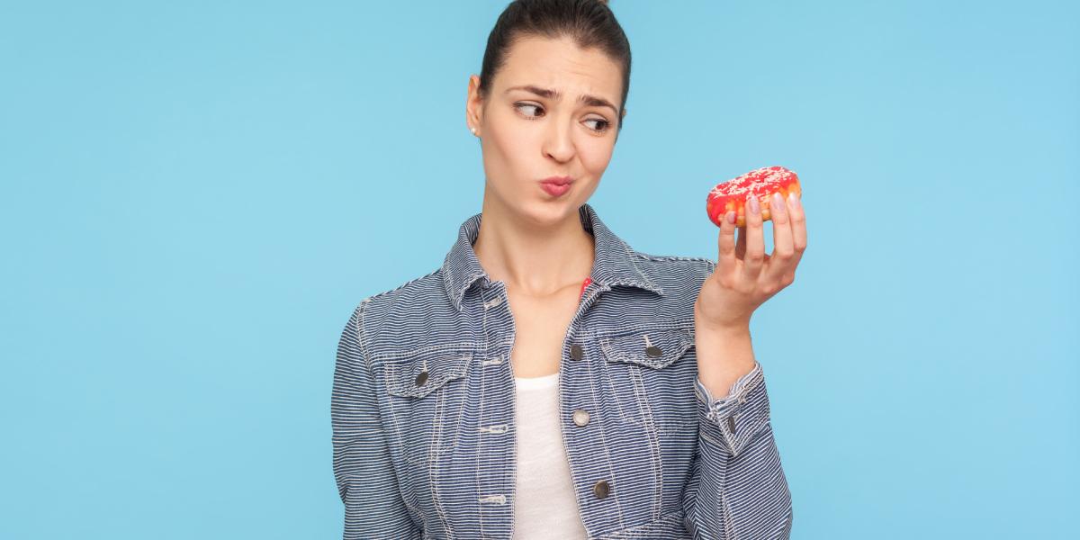 Como resistir aos doces?