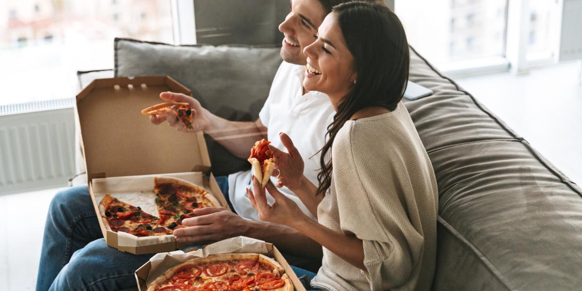 Pizza: um alimento a incluir na dieta?