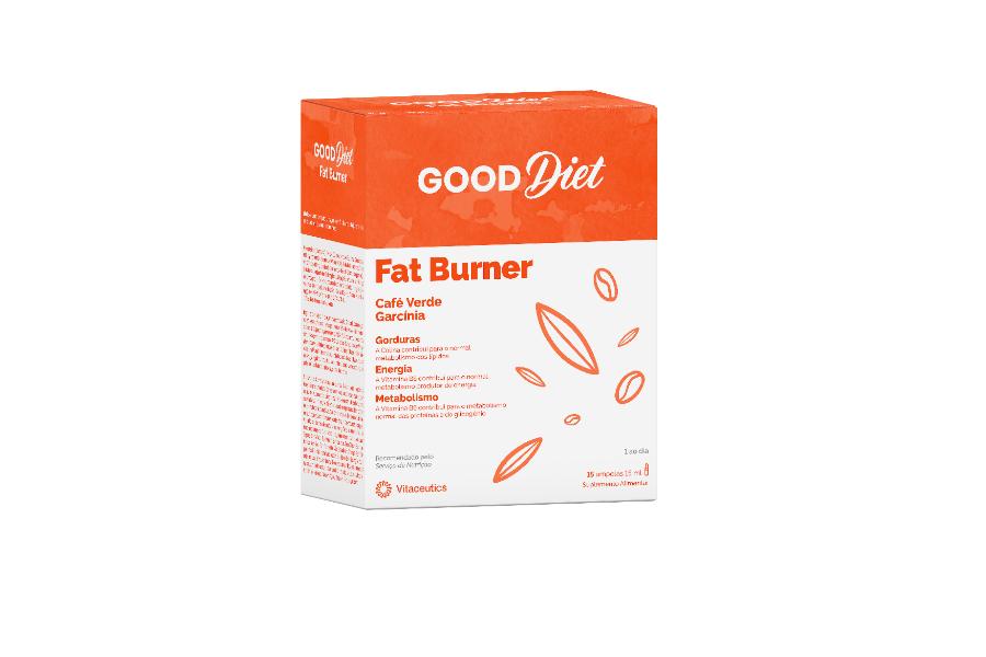 GOOD DIET Fat Burner | 15 ampolas