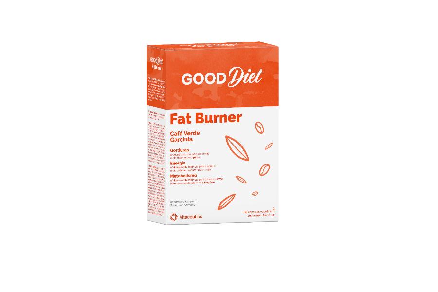 GOOD DIET Fat Burner | 30 capsulas
