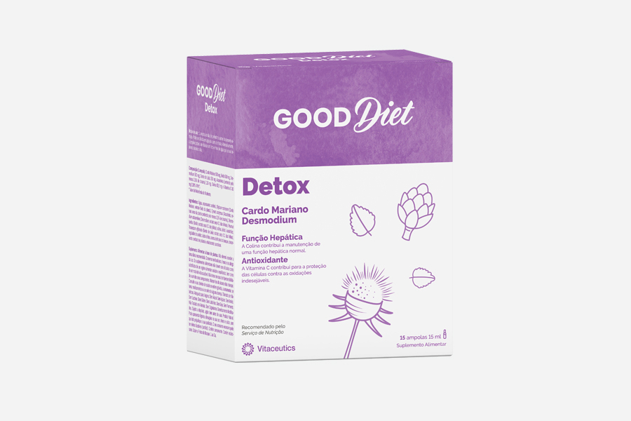 GOOD DIET DETOX | 15 ampolas